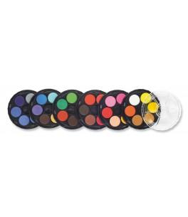 Aquarelverf 36 kleuren