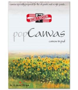 Canvasblok A4
