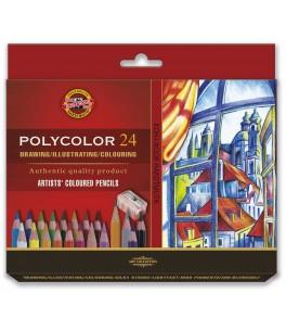 POLYCOLOR Artist's set 24