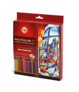 POLYCOLOR Artist's set 72