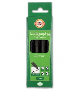 Calligraphy marker 3514