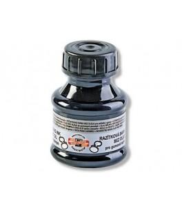 endorsing ink black