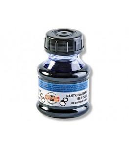endorsing ink blue