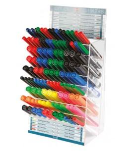 Acryldisplay voor markers
