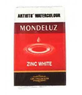 Aquarelverf-zinc white