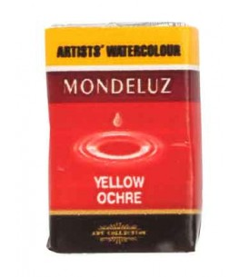 Aquarelverf-Yellow ochre