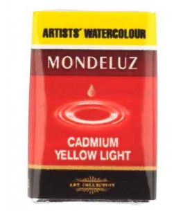Aquarelverf-Cadmium Yellow Light