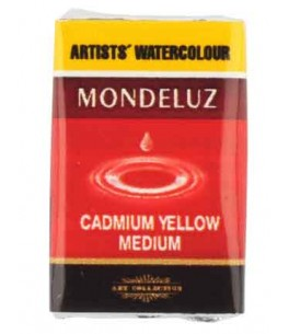 Aquarelverf-Cadmium Yellow Medium