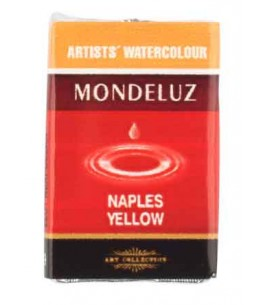 Aquarelverf-Naples Yellow