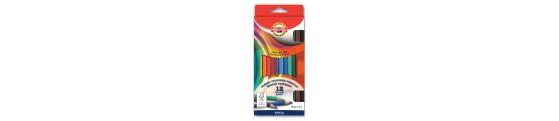 autres types Crayons de couleur